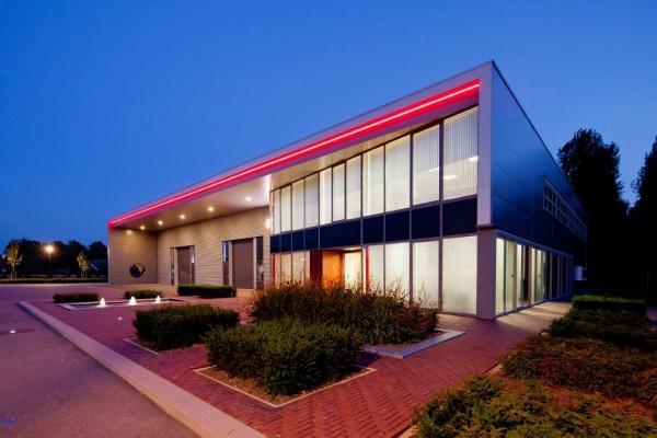 Bedrijfsgebouw ITN Nieuwdorp