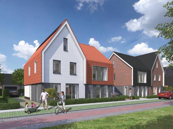 """""""Buitengewoon, groen wonen in Vlissingen"""""""